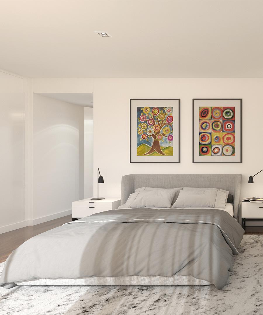 BEDROOM 1 | DUPLEX