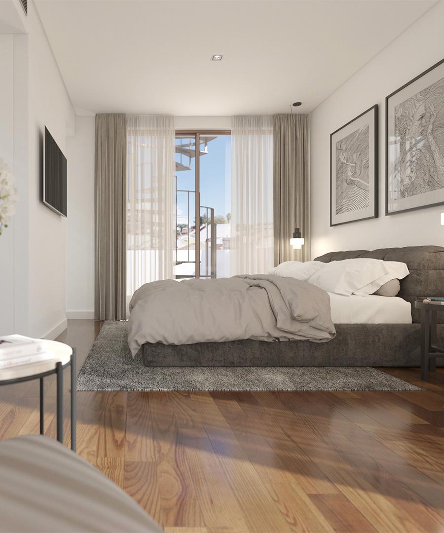 BEDROOM 2 | DUPLEX